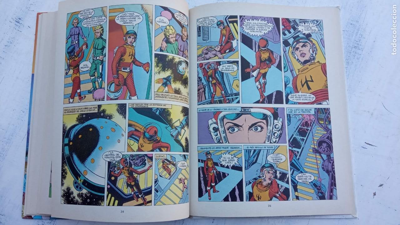 Cómics: LOS DIOSES DEL UNIVERSO Nº 1 - ATERRIZAJE EN LOS ANDES - ERICH VON DANIKEN - 1979 EDI. JUNIOR - Foto 10 - 212220872