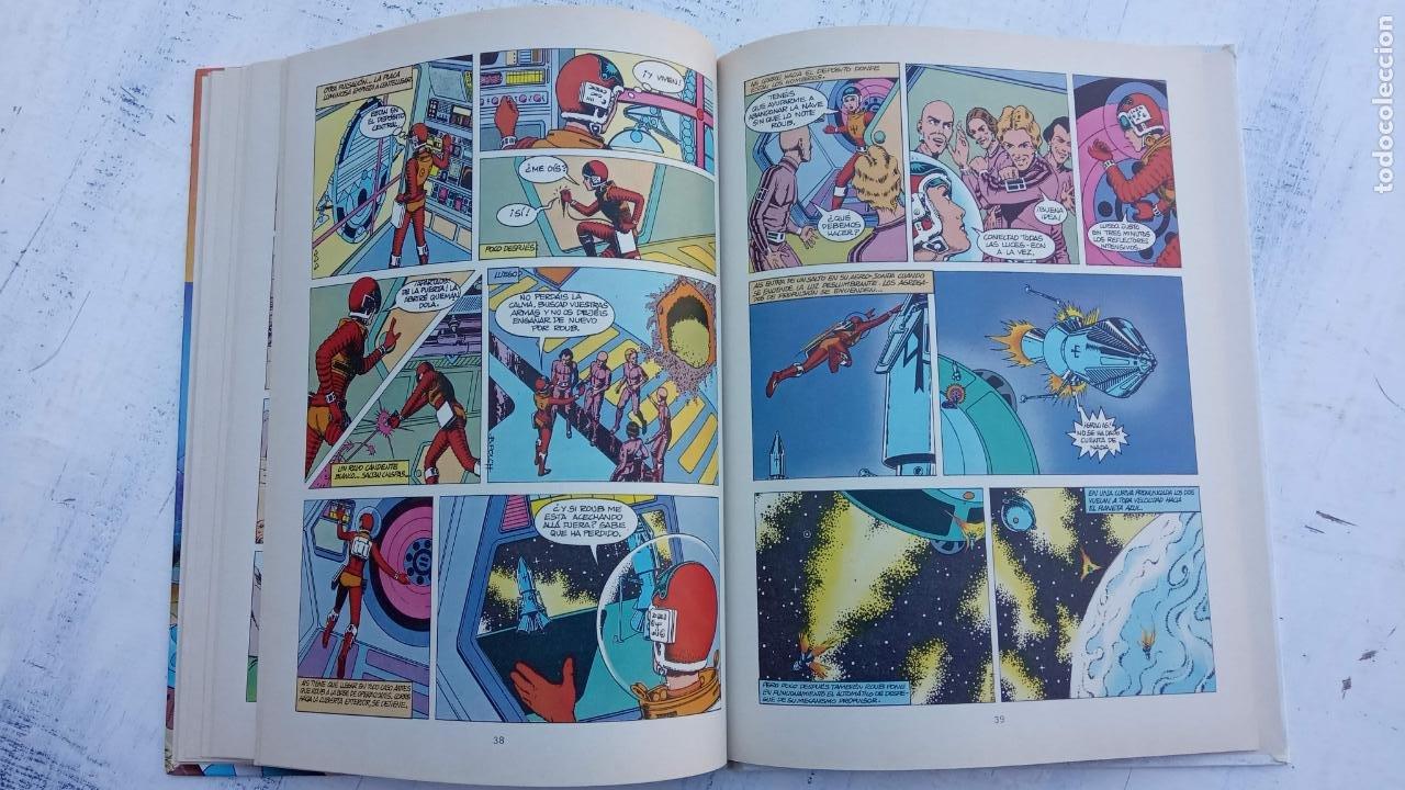 Cómics: LOS DIOSES DEL UNIVERSO Nº 1 - ATERRIZAJE EN LOS ANDES - ERICH VON DANIKEN - 1979 EDI. JUNIOR - Foto 13 - 212220872