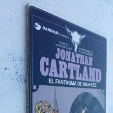 Cómics: JONATHAN CARTLAND Nº 2 - EL FANTASMA DE WAH-KEE - 1984 GRIJALBO-DARGAUD -. Lote 212221443