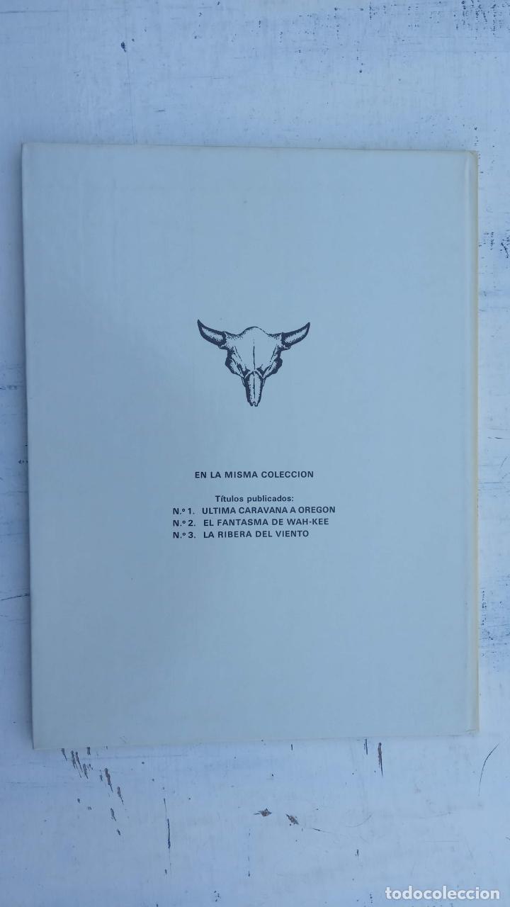 Cómics: JONATHAN CARTLAND Nº 3 - LA RIBERA DEL VIENTO - 1985 GRIJALBO - DARGAUD - NUEVO - Foto 3 - 212221777