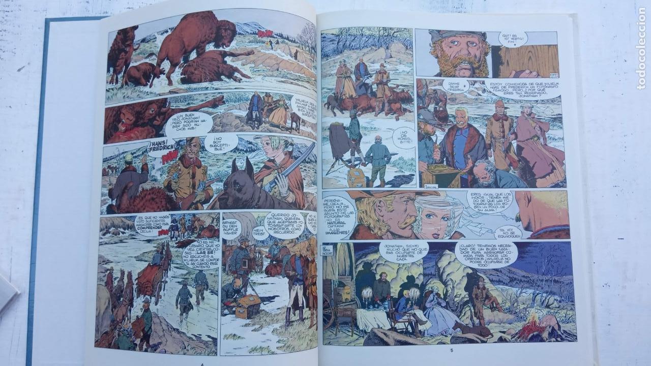 Cómics: JONATHAN CARTLAND Nº 3 - LA RIBERA DEL VIENTO - 1985 GRIJALBO - DARGAUD - NUEVO - Foto 4 - 212221777
