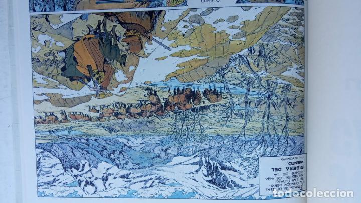 Cómics: JONATHAN CARTLAND Nº 3 - LA RIBERA DEL VIENTO - 1985 GRIJALBO - DARGAUD - NUEVO - Foto 5 - 212221777
