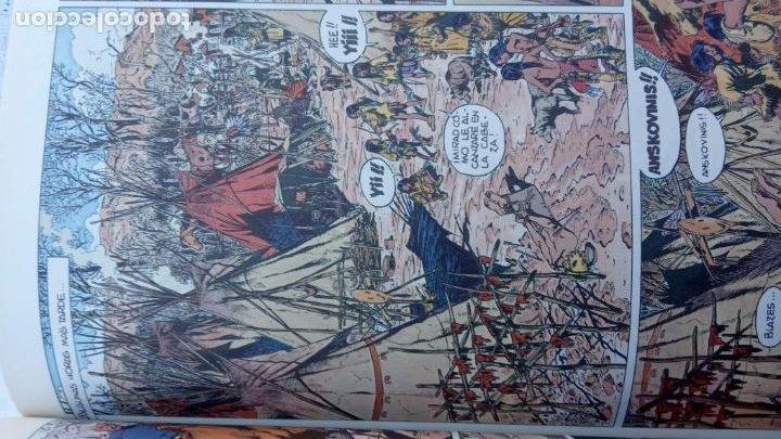 Cómics: JONATHAN CARTLAND Nº 3 - LA RIBERA DEL VIENTO - 1985 GRIJALBO - DARGAUD - NUEVO - Foto 6 - 212221777