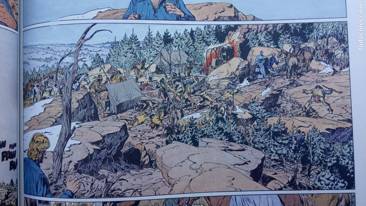 Cómics: JONATHAN CARTLAND Nº 3 - LA RIBERA DEL VIENTO - 1985 GRIJALBO - DARGAUD - NUEVO - Foto 7 - 212221777