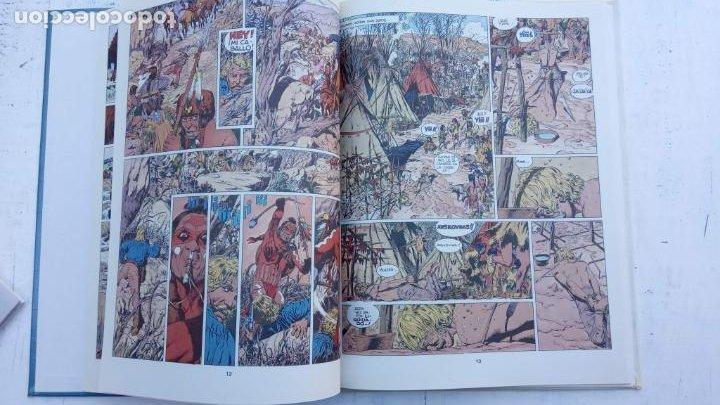 Cómics: JONATHAN CARTLAND Nº 3 - LA RIBERA DEL VIENTO - 1985 GRIJALBO - DARGAUD - NUEVO - Foto 9 - 212221777