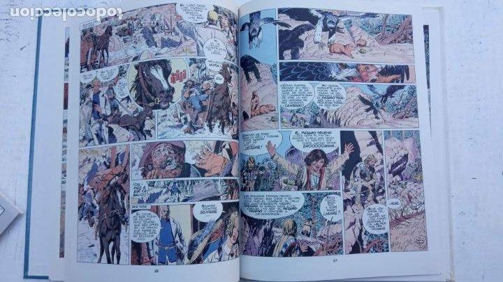 Cómics: JONATHAN CARTLAND Nº 3 - LA RIBERA DEL VIENTO - 1985 GRIJALBO - DARGAUD - NUEVO - Foto 10 - 212221777