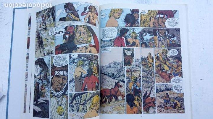 Cómics: JONATHAN CARTLAND Nº 3 - LA RIBERA DEL VIENTO - 1985 GRIJALBO - DARGAUD - NUEVO - Foto 11 - 212221777