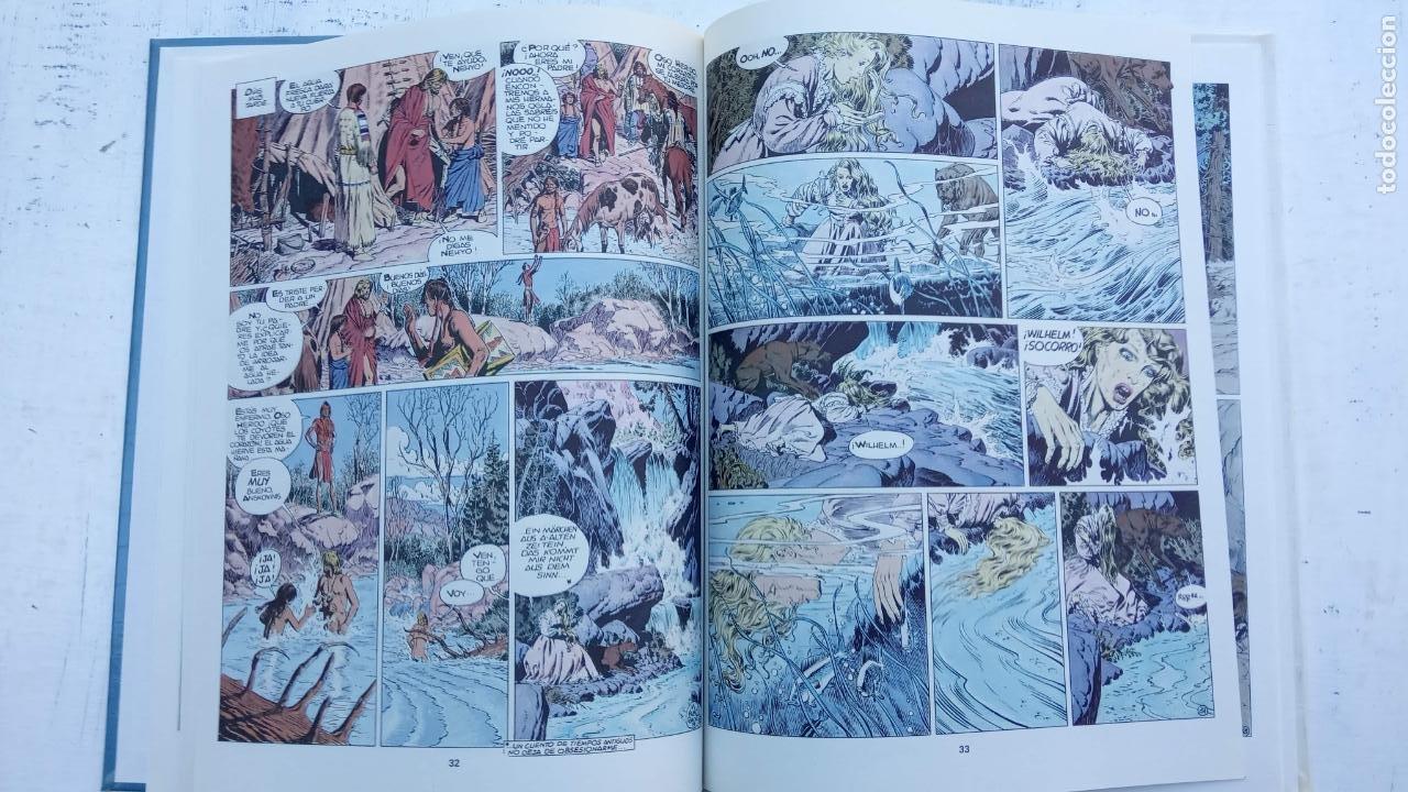 Cómics: JONATHAN CARTLAND Nº 3 - LA RIBERA DEL VIENTO - 1985 GRIJALBO - DARGAUD - NUEVO - Foto 13 - 212221777