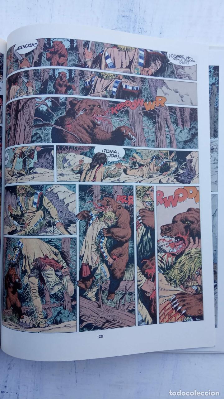 Cómics: JONATHAN CARTLAND Nº 3 - LA RIBERA DEL VIENTO - 1985 GRIJALBO - DARGAUD - NUEVO - Foto 14 - 212221777