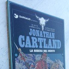 Cómics: JONATHAN CARTLAND Nº 3 - LA RIBERA DEL VIENTO - 1985 GRIJALBO - DARGAUD - NUEVO. Lote 212221777