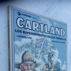 Cómics: JONATHAN CARTLAND Nº 7 - LOS SUPERVIVIENTES DE LAS TINIEBLAS - NUEVO - 1989 GRIJALBO-DARGAUD. Lote 212222690