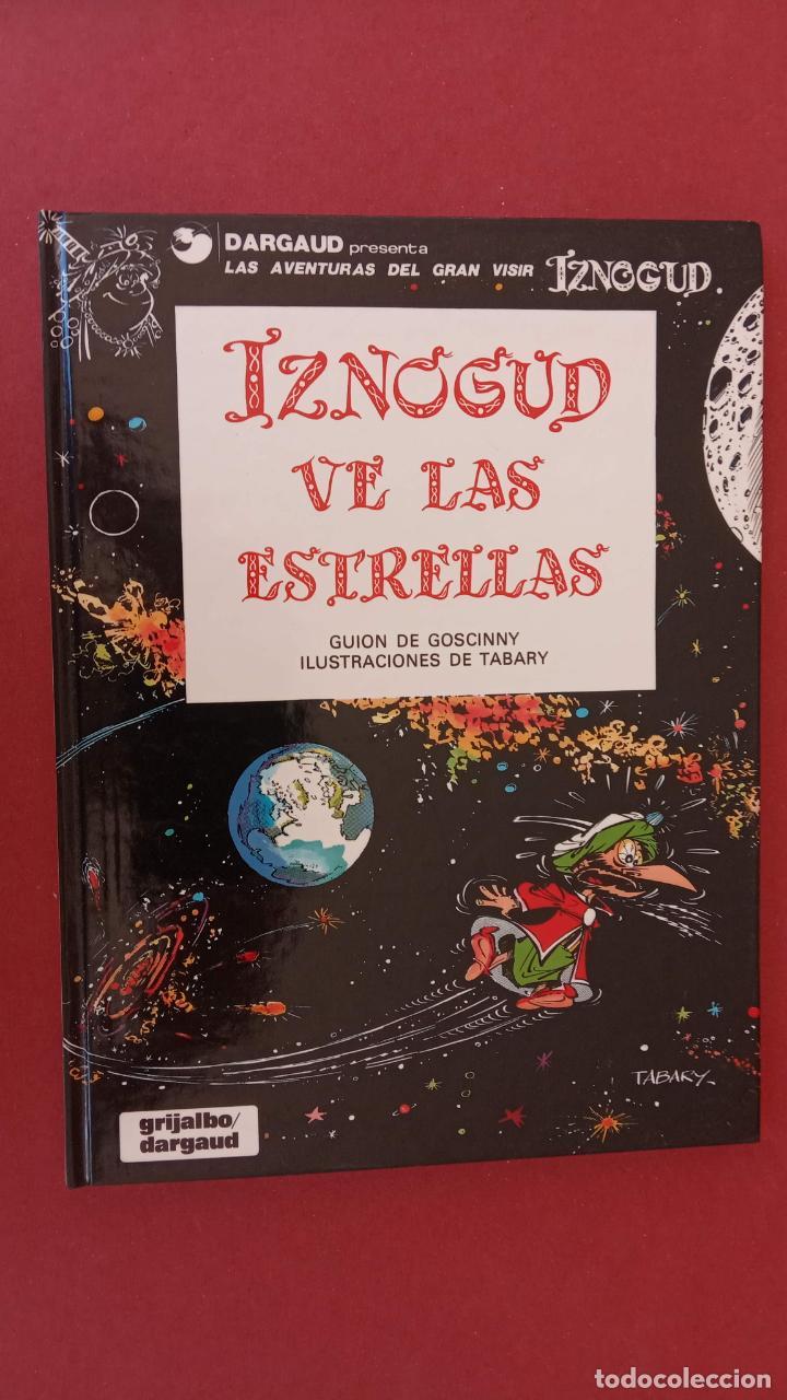Cómics: LAS AVENTURAS DEL GRAN VISIR IZNOGUD - CALIFA HARUN EL PUSSAH - 1,4,5,7,9,11,12,14,15 - DARGAUD - Foto 3 - 212260527