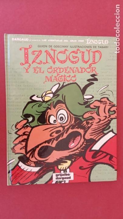 Cómics: LAS AVENTURAS DEL GRAN VISIR IZNOGUD - CALIFA HARUN EL PUSSAH - 1,4,5,7,9,11,12,14,15 - DARGAUD - Foto 20 - 212260527