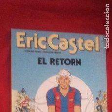 Cómics: ERIC CASTEL 10 - EL RETORN - REDING & HUGUES - CARTONE - EN CATALAN. Lote 212321006