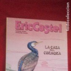 Cómics: ERIC CASTEL 12 - LA CASA DEL CORMORA - REDING & HUGUES - CARTONE - EN CATALAN. Lote 212321015