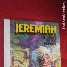 Cómics: JEREMIAH 1 - LA NOCHE DE LOS RAPACES - HERMANN - CARTONE. Lote 212321021