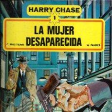 Cómics: HARRY CHASE Nº 1 - LA MUJER DESAPARECIDA - GRIJALBO DARGAUD 1981 -TAPA DURA. Lote 212338397