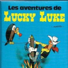 Cómics: LES AVENTURES DE LUCKY LUKE - VOLUMS 1, 2, 3 I 4 - 16 ALBUMS - GRIJALBO DARGAUD - GUAFLEX - NOUS. Lote 212357886
