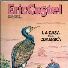 Comics : ERIC CASTEL Nº 12 - LA CASA DEL CORMORA - EDICIONS JUNIOR 1988, 1ª EDICIÓ - BEN CONSERVAT. Lote 212384725