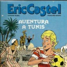 Cómics: ERIC CASTEL Nº 13 - AVENTURA A TUNIS - EDICIONS JUNIOR 1989, 1ª EDICIÓ - BEN CONSERVAT. Lote 212384853