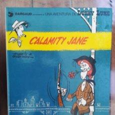 Cómics: LUCKY LUKE. CALAMITY JANE. TAPA DURA. Lote 212397342