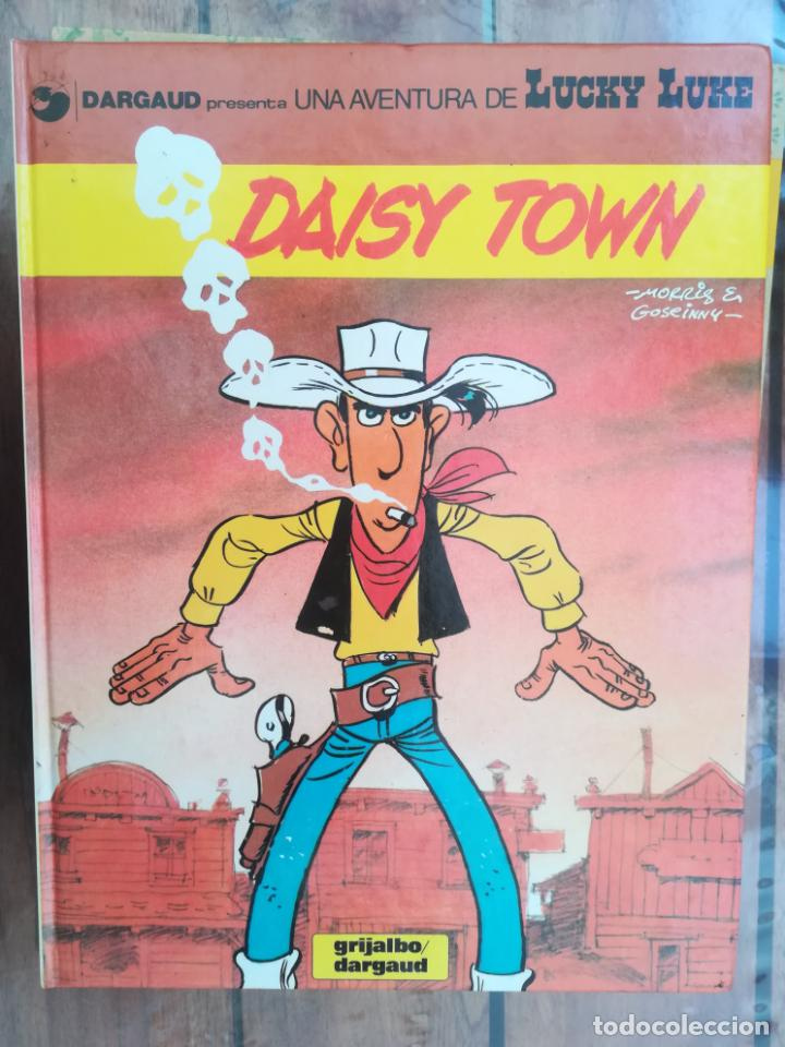 LUCKY LUKE. DAISY TOWN. TAPA DURA (Tebeos y Comics - Grijalbo - Lucky Luke)