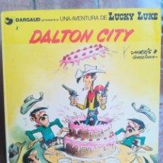 Cómics: LUCKY LUKE. DALTON CITY. GRIJLABO. TAPA DURA. Lote 212397972