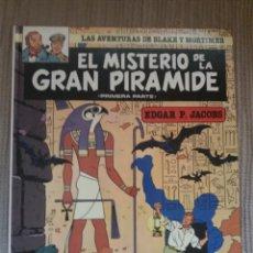 Cómics: COMIC EL MISTERIO DE LA GRAN PIRAMIDE (1ª PARTE). Lote 47325645