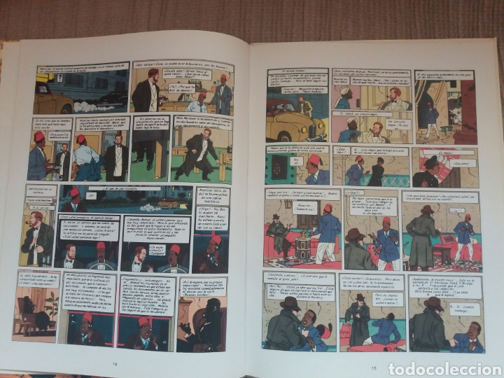 Cómics: COMIC EL MISTERIO DE LA GRAN PIRAMIDE (1ª PARTE) - Foto 2 - 47325645