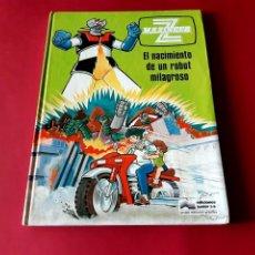 Cómics: MAZINGER Z - Nº 1 - EL NACIMIENTO DE UN ROBOT MILAGROSO - ED. JUNIOR / GRIJALBO 1978. Lote 212667731
