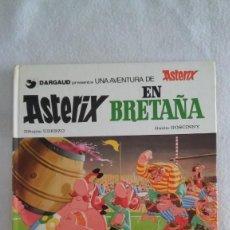 Cómics: ASTERIX EN BRETAÑA Nº 12 AÑO 1981. Lote 212693565