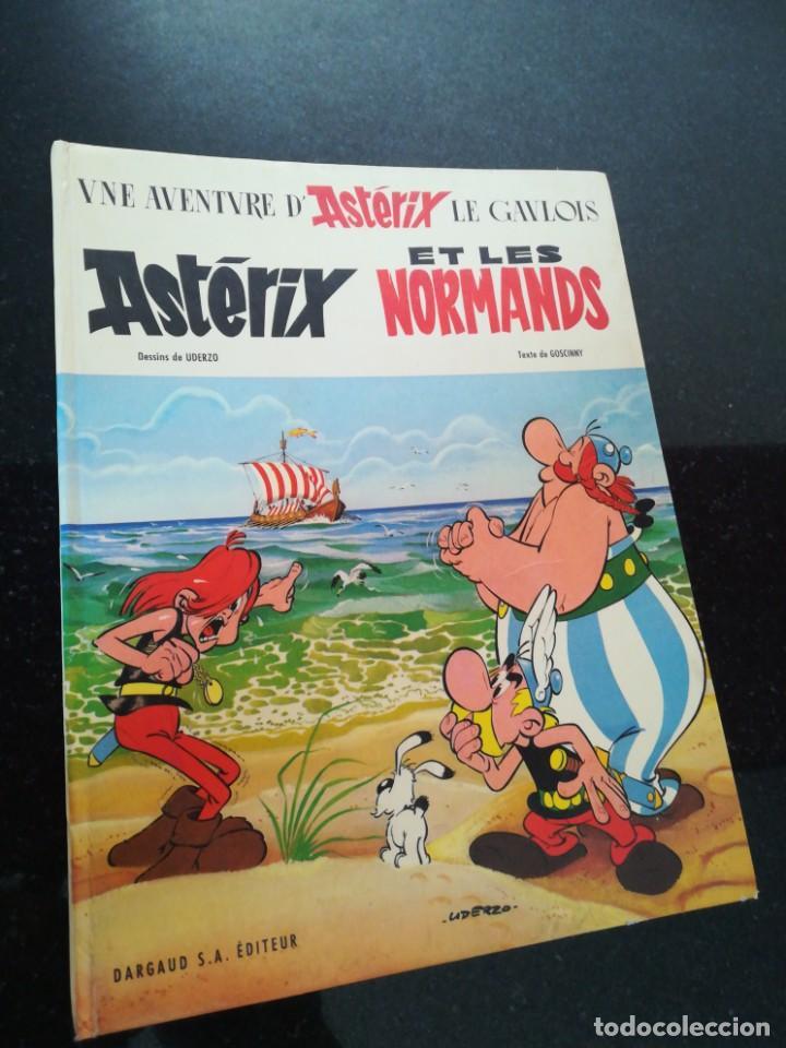 ASTERIX ET LES NORMANDS TAPA DURA (Tebeos y Comics - Grijalbo - Asterix)