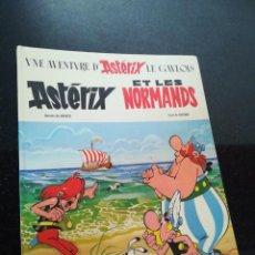 Cómics: ASTERIX ET LES NORMANDS 1 EDICIÓN AÑO 66. Lote 212844528