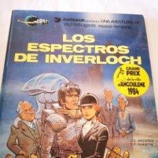 Comics : LOS ESPECTOS DE INVERLOCH. NO11 UNA AVENTURA DE VALERIAN AGENTE ESPACIO TEMPORAL. Lote 213056953