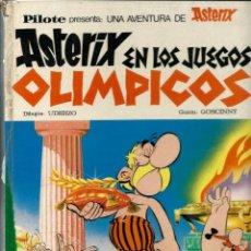 Fumetti: ASTERIX EN LOS JUEGOS OLIMPICOS - BRUGUERA 1968 - COLECCION PILOTE Nº 5. Lote 213098666