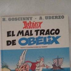 Cómics: ASTERIX. EL MAL TRAGO DE OBELIX. AÑO 1996. Lote 213230266
