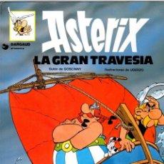 Comics : ASTERIX. LA GRAN TRAVESIA. Nº 22. GRIJALBO / DARGAUD. CARTONÉ. AÑO 1991. Lote 213690598