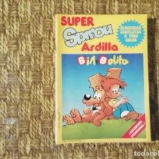 Fumetti: SUPER SPIROU ARDILLA - PORTADA BILL Y BOLITA - AÑO II -(M1). Lote 213759403