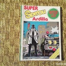 Comics: SUPER SPIROU ARDILLA - AÑO II - CON UN GRAN CONCURSO -(M1). Lote 213760822