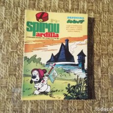 Comics: SPIROU ARDILLA - Nº 52 - AÑO II - ESPECIAL WOFI -(M1). Lote 213763453