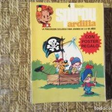 Comics: SPIROU ARDILLA - Nº 4 - AÑO I -(M1). Lote 213765056