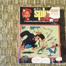 Comics: SPIROU ARDILLA - Nº 36 - AÑO II - PORTADA SAFARI BULULUM Y GUILIGUILI -(M1). Lote 213765295