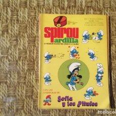 Comics: SPIROU ARDILLA - Nº 50 - AÑO II - PORTADA SOFÍA Y LOS PIOTUFOS -(M1). Lote 213766227