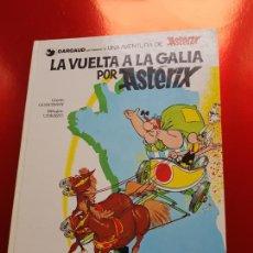 Cómics: COMIC-LA VUELTA A LA GALIA-ASTERIX Y OBELIX-TAPA DURA- GOSCINNY-UDERZO-VER FOTOS. Lote 213851352