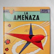 Cómics: LEFRANC Nº 1 LA AMENAZA - J. MARTIN, G. CHAILLET - EDICIONES JUNIOR GRIJALBO 1986. Lote 213948317