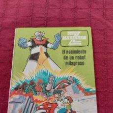 Cómics: MAZINGER Z -EL NACIMIENTO DE UN ROBOT MILAGROSO NÚMERO 1 -COMIC EDICIONES JUNIOR S,A,GRIJALBO. Lote 214008743