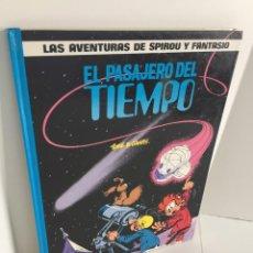 Comics : LAS AVENTURAS DE SPIROU Y FANTASIO. EL PASAJERO DEL TIEMPO. TOME & JANRY. ED. JUNIOR. GRUPO GRIJALBO. Lote 214082585