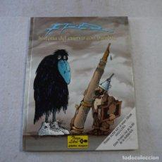 Comics : HISTORIA DEL CUERVO CON BAMBAS - FRED - GRIJALBO-DARGAUD - 1995 - RESERVADO. Lote 214102387