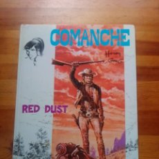 Cómics: RED DUST (COMANCHE). Lote 214128286