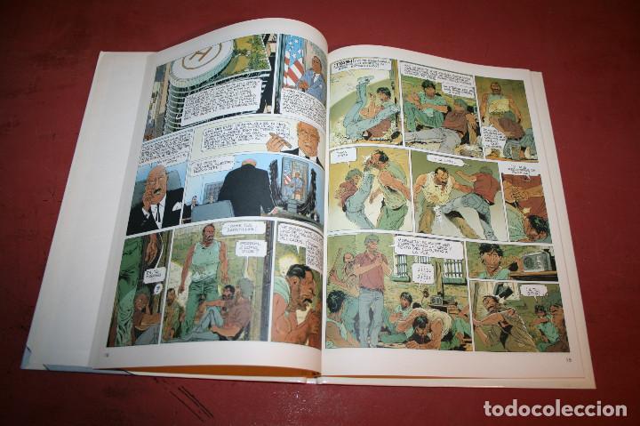 Cómics: LARGO WINCH - EL HEREDERO - FRANQ/VAN HAMME - ED. GRIJALBO - 1992 - Foto 3 - 214150862